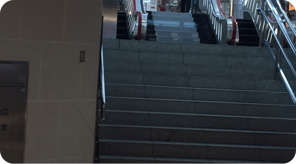地下鉄「栄駅」S7a 大津通 西側